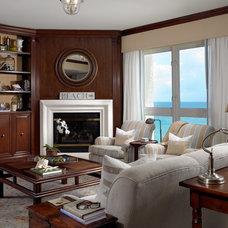 Family Room by jill Shevlin  - Intrinsic Designs