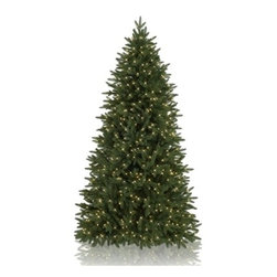Balsam Hill Calistoga Fir Instant Evergreen™ Artificial Christmas Tree - THE SERENITY OF NAPA VALLEY WITH BALSAM HILL'S CALISTOGA FIR INSTANT EVERGREEN™ |