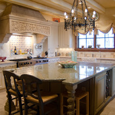 Mediterranean  by Christopher Lee & Company Fine Homes