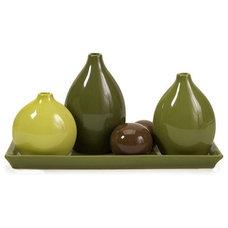 Contemporary Vases by Bronson Design Sudio