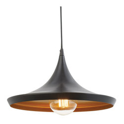 """Globe Electric - Globe Electric 63872 1 Light Adjustable 72"""" Tall Pendant - Features:"""