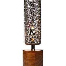 Contemporary Table Lamps by EcoFirstArt