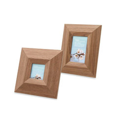 Swing Aspen Mid-Tone Brown Photo Frame