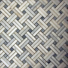 traditional bathroom tile by TILEBUYSIMON.COM