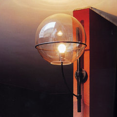 eclectic outdoor lighting by NOVA68