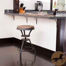 Industrial Bar Stools And Counter Stools by Overstock.com