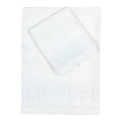 Mayenne Maison - French Country Terry Towel Set - 100%Cotton 480 gr Turkish Towel.