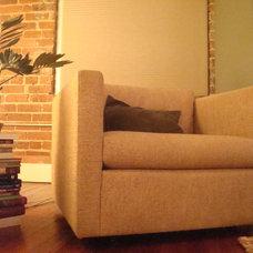 Contemporary Living Room by Living2Design