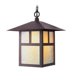 Joshua Marshal - Bronze Hanging Lantern - Bronze Hanging Lantern