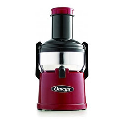 Mega Mouth 390R Juicer - No need for any more store-bought juices when you can make your own.