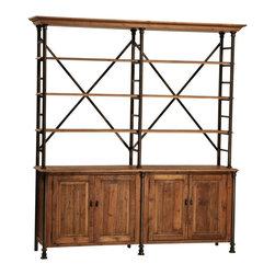 Industrial Furniture Ideas -