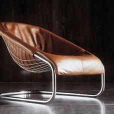 Modern Armchairs by Minotti