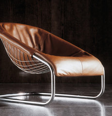 modern armchairs by Minotti