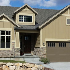 Traditional Exterior by Regal Homes