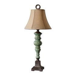 Uttermost - Bettona One Light Table Lamp - 26794 - One light table lamp