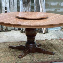Our Custom Tables -