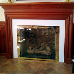Fireplace Glass Doors -