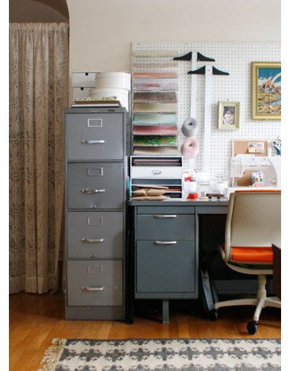 Eclectic  Getting Organized: Tackling the Craft Space | Apartment Therapy Chicago