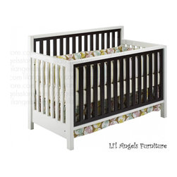 Cube Crib - Convertible Crib 3in1 (Crib - Day Bed - Fullsize Double Bed)