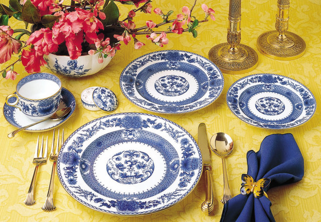 Asian Dinnerware by The Pink Daisy