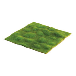 Silk Plants Direct - Silk Plants Direct Moss Sheets, Pack of 12 - Pack of 12. Silk Plants Direct specializes in manufacturing, design and supply of the most life-like, premium quality artificial plants, trees, flowers, arrangements, topiaries and containers for home, office and commercial use. Our Moss Sheet includes the following: