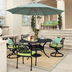 traditional patio furniture and outdoor furniture by Ballard Designs