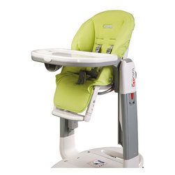 Peg Perego - Tatamia Kit Reclining Seat - Features: -High chair not included.-Includes seat-liner and toy bar.-Tatamia collection.-Collection: Tatamia.-Distressed: No.-Country of Manufacture: Italy.