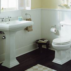 KOHLER: PLANNING TIPS: POWDER ROOM TIPS: BATHROOM: ARTICLES