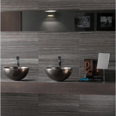 Contemporary Tile by WalkOn Tile