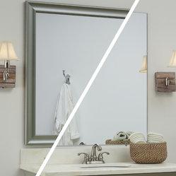 Tropical Bathroom Mirrors Find Bathroom Wall Mirrors Online