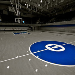 Cameron Indoor Stadium- Durham, Fine Art Photography Print, 10X15 - For all the Duke Blue Devils Basketball Fans a cool picture of Cameron Indoor Stadium. There is no better place to see a Basketball game!!!!!