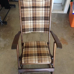 Folding Rocking Chair -