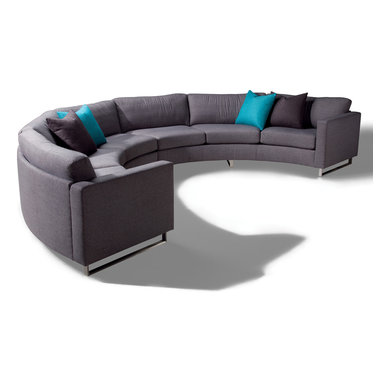 Design Classic 1224 Sectional by Milo Baughman from Thayer Coggin -