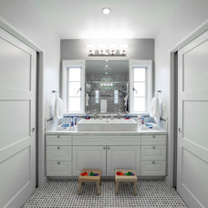 Traditional Bathroom by Dana Lauren Designs