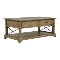 Ashby Cocktail Table - Living Spaces