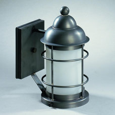 Traditional Outdoor Lighting by Candelabra