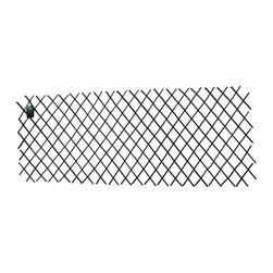 "Master Garden Products - Willow Expandable Fence Large Opening, Extra long, 30""H x 360""W - Our expandable willow flex trellis fences are excellent as a divider and climbing vine support. Each segment of our lightweight trellis stretches from roughly 3 to 8 long depending on the height of the fence, (the fence becomes shorter as its stretched longer). Constructed from diagonally attached willow sticks, these fences are extremely durable, so count on them to enhance your garden for many years to come. The height of our standard measurement in our pricing is when the fence expands to 72"" wide with standard opening of 7"" measured diagonally. The height may vary depending on the width of your extension in practical use. Diamond openings expand to 3 inches."