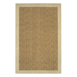 Mohawk Home - Mohawk Raffia Reed Tan Solid Border 1'8 x 2'10 Rug (6339) - The contemporary, effortless style of this bordered design is unmistakable. Natural tan background surrounded by a beige border. Perfect for any room in the home.  For decades, Mohawk has been dedicated to making superior quality area and accent rugs that are manufactured right here in the United States.  Packed with performance these rugs offer durability paired with beauty and affordability. You can instantly transform any room in your home with one of our luxurious, chic and durable tufted rugs.