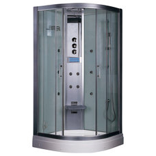 Modern Showers by Steam Showers Inc
