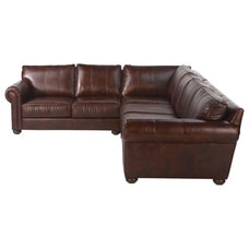 Traditional Sectional Sofas by Ethan Allen