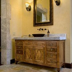 Antique Arcane Limestone Reclaimed Stone Flooring Pavers - Ancient Surfaces
