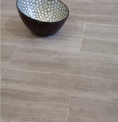 contemporary floor tiles by Mosaic Tile Stone