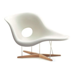Miniatures - La Chaise by Charles and Ray Eames