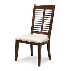 Panama Jack Eco Jack Wood-Slat Side Chair
