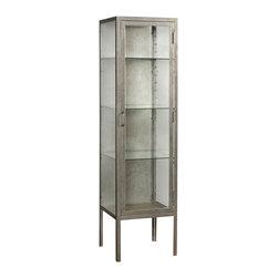 Vanguard Furniture - Vanguard Furniture Smith Cabinet P463CB-FM - Vanguard Furniture Smith Cabinet P463CB-FM