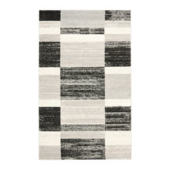 Retro Contemporary Rug