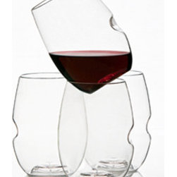 Govino Wine Glasses, Set of 12 - Need I say more? I'll take this shatterproof glassware for both indoor and outdoor use.