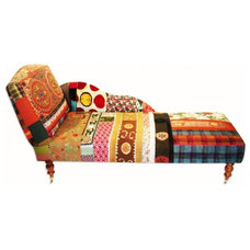 Eclectic Day Beds And Chaises by Mondo Collection