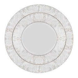 Waterford - Waterford China Bassano 5-Piece Place Setting - Waterford China Bassano 5-Piece Place Setting