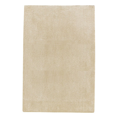 Stoneridge rug in Beige - One of the most successful rug collections Capel has ever offered, this 100% New Zealand wool line works in any room of the home no matter what.  The wide range of richly dyed, classic and fashion colors make this self tone (single color) chenille-like ribbed construction totally practical and a snap to decorate with.